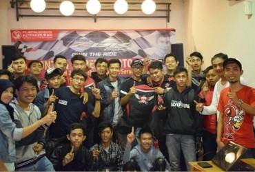 Honda Banten Gelar Nonton Bareng MotoGP Jerez 2016 Bersama Komunitas Honda