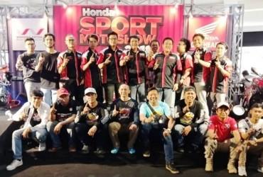 CBR TAC Turut Berikan Edukasi Safety Riding di Honda Sport Motoshow