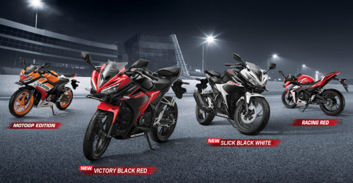 Desain Lampu Utama Honda CBR150R, Sporty dan Keren