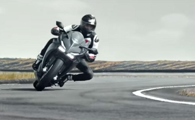 TVC Honda CBR250RR, Bukti Total Control di Layar Kaca