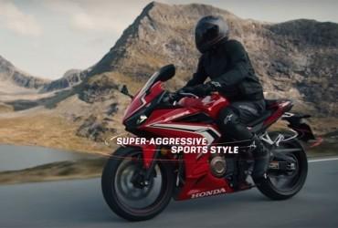 Performa dan Tampilan Baru Honda CBR500R Dalam TVC