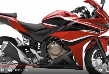 TVC Honda CBR500R Terbaru