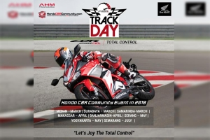 Track Day Honda CBR Community Makassar