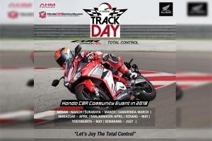 Track Day Honda CBR Community Banten