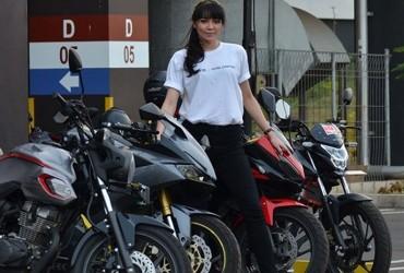 Wahana Pamer Jajaran Produk Motor Sport Baru, Bisa Test Ride CBR250RR Lho