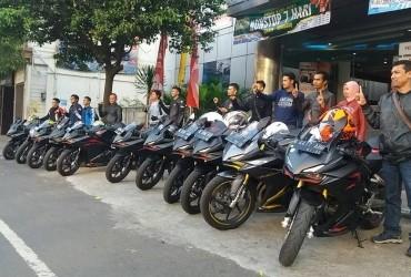 Ramadhan Charity Bikers CBR250RR Malang