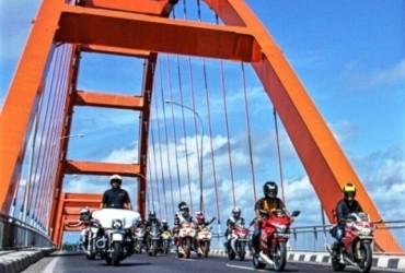 AHC Gelar Jambore Regional Honda CBR se-Sumatera