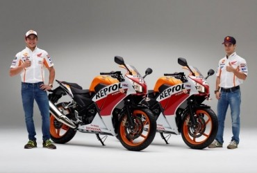 AHM Rilis 100 Unit Honda CBR250R Champion Edition
