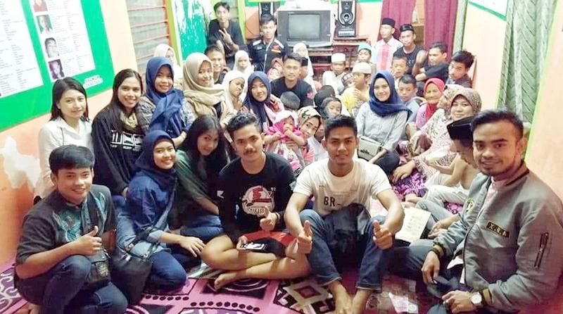COC Makassar Laksanakan Dua Agenda Sosial di Bulan Ramadhan