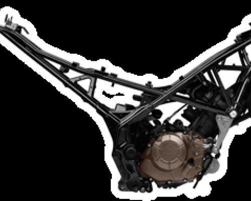 Sasis Truss Diamond Pada Honda CBR150R, Apa Kelebihannya?
