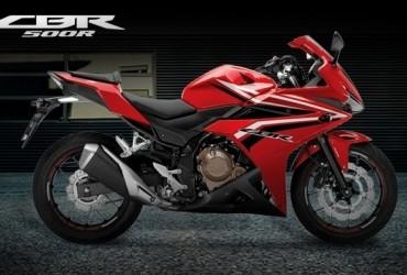 Warna Baru Honda CBR 500R 2018, Lebih Sporty Bro!