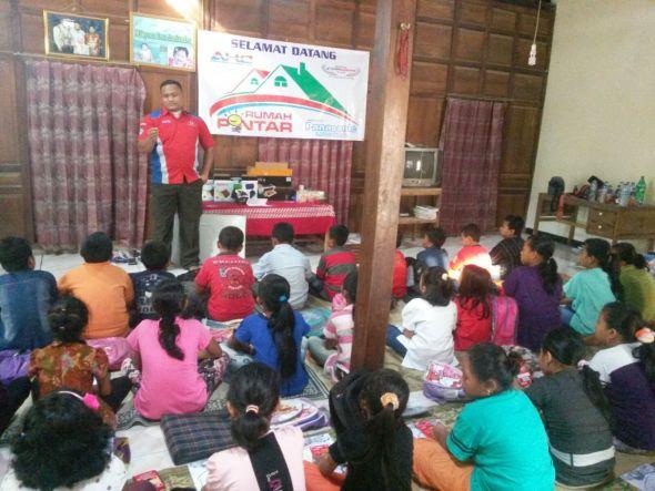 CBR Riders Jakarta Dan Panasonic Lighting Membuka Rumah Pintar