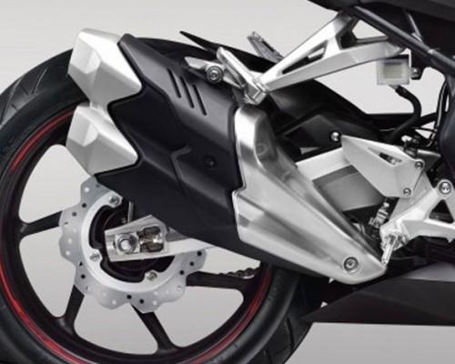 Melihat Desain Knalpot Honda CBR250RR