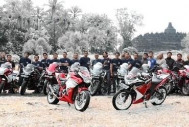 Asosiasi Honda CBR Gelar Jamnas Perdana di Yogya