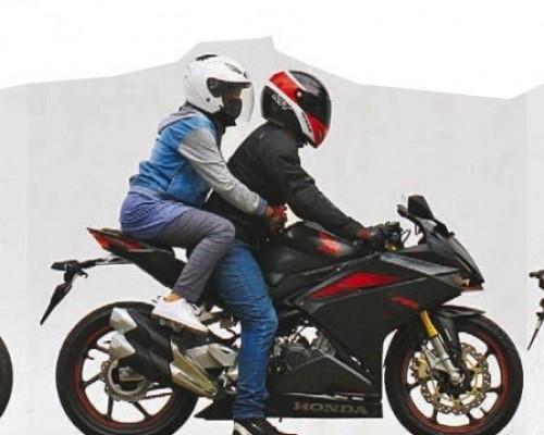 Cara Bonceng Wanita Pakai Honda CBR250RR