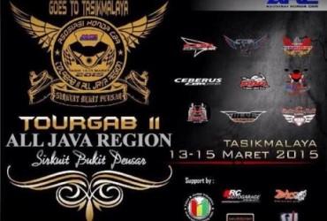 Info Touring Gabungan Honda CBR ALL JAVA REGION di Bukit Peuser, bakal Seru Nih